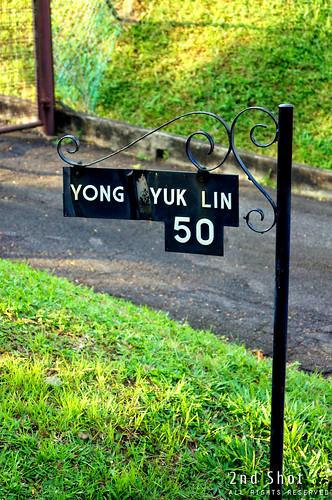 Yong Yuk Lin at 50 Oei Tiong Ham Park