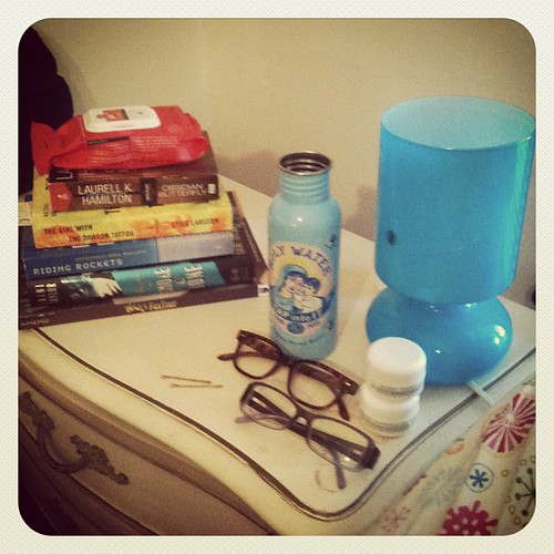 #marchphotoaday #day4 bedside