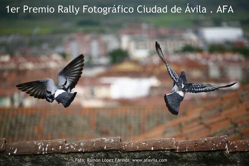 Ganadora I Rally. Ramon Lopez