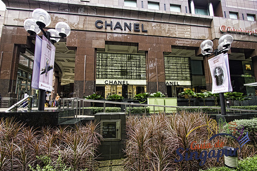 Ngee Ann City, Orchard, Singapore