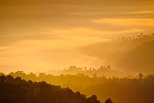 nepal nature landscape 日出 尼泊尔 杜丽凯尔