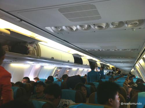 Voando Garuda Indonesia