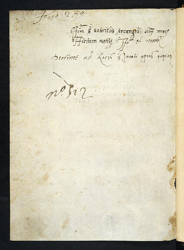 Monastic ownership inscription in Bossus, Matthaeus: De instituendo sapientia animo