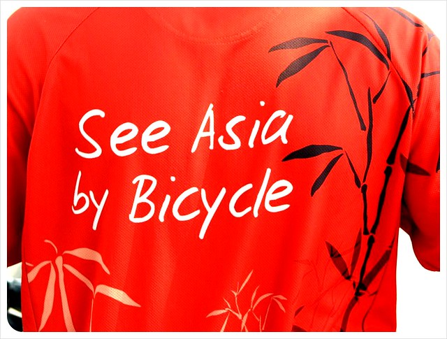 see asia by bicycle