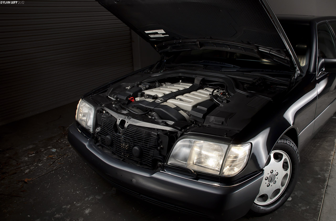 Tempted By The Dark Side W140 Archive Bimmerforums V12 Mercedes Wiring Harness Repairing Your Engine Ultimate Bmw Forum