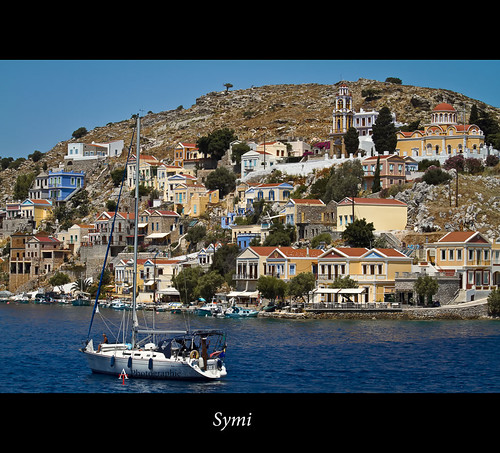 A touch of Greece # 80  Symi