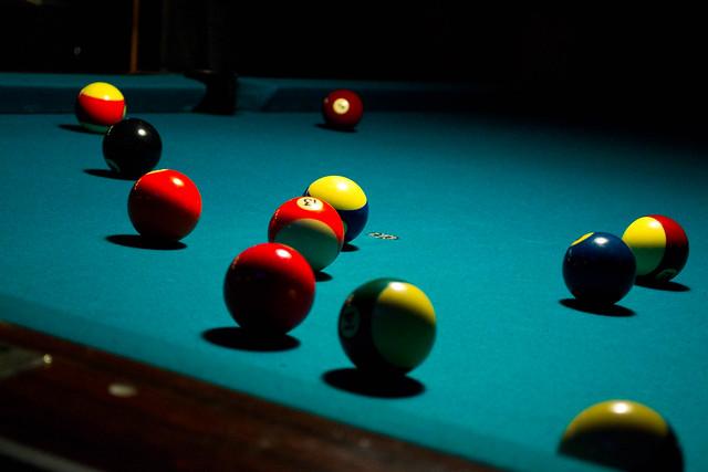 poolballs