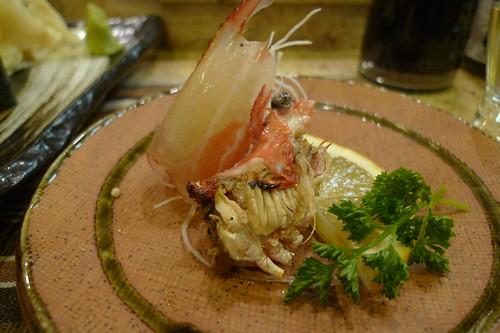 Sweet Shrimp (head)