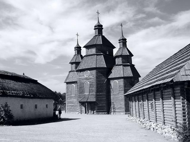 Запорожская Сечь, остров Хортица, Запорожье, Украина, автор: Павел Лицкевич, источник: flickr.com/eastbook.eu