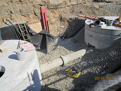 CH053 - Installation of Seepage Basins 12 and 13 (03-15-2012)