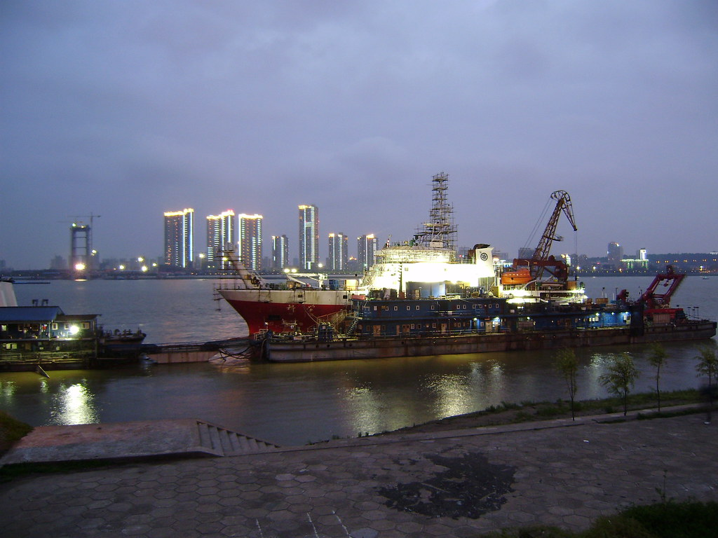 Wuhan - Linjiang