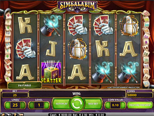 Simsalabim slot game online review