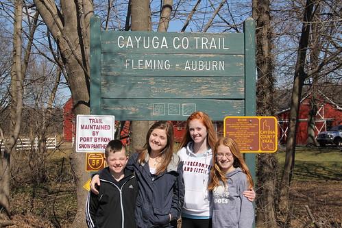 Cayuga Trail, Auburn, NY