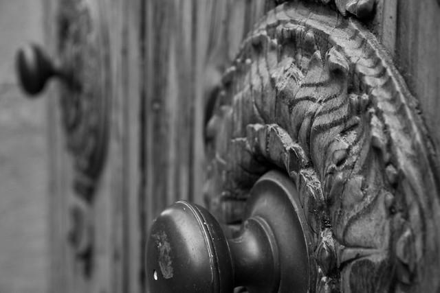 Random Door - Umbria, Italy