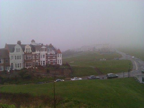 Hastings in the fog