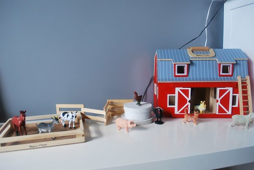 Melissa And Doug Fold Go Barn We Have Had This Since Baby Ts First Birthday It Is Still A Big Hit At 20 Months T Actively Imaginatively