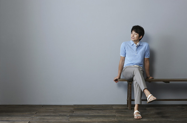 Park Si Hoo in PAT 2012 Spring/Summer Photoshoot