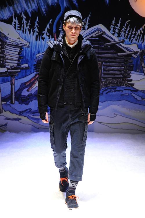 FW12 Tokyo FACTOTUM027_Andreas Brunnhage(Fashion Press)
