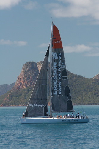 Spirit of the Maid - Hamilton Island Race Week 2010