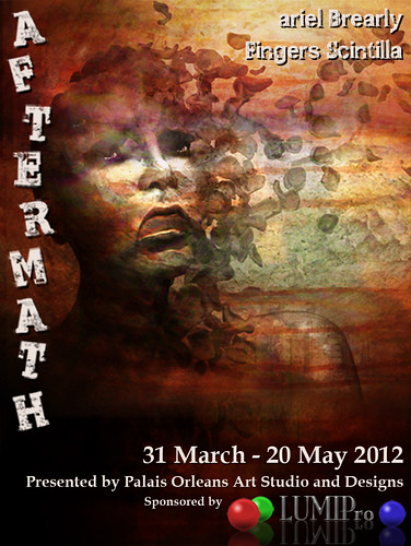 Aftermath - A Second Life Exhibition