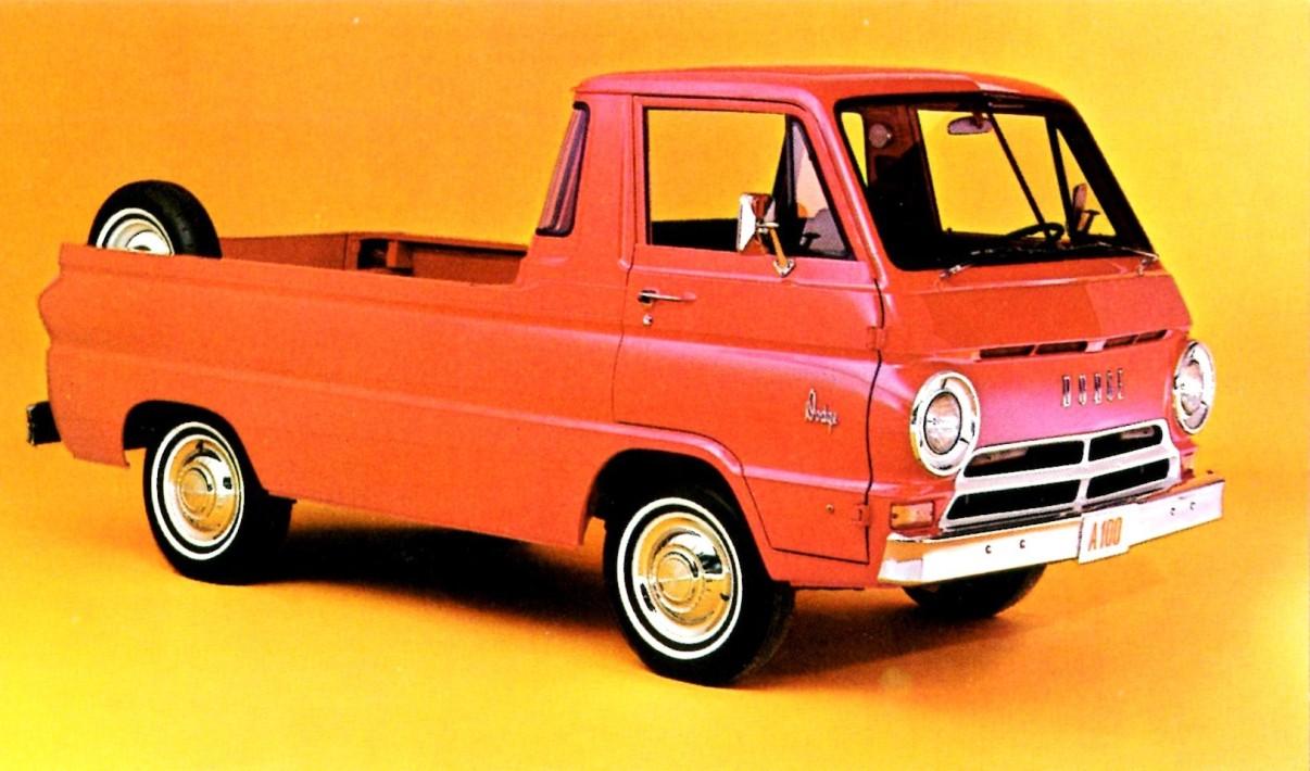 1964 dodge a100 compact pickup flickr photo sharing. Black Bedroom Furniture Sets. Home Design Ideas