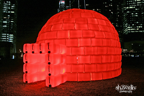 iLight Marina Bay - Bibigloo