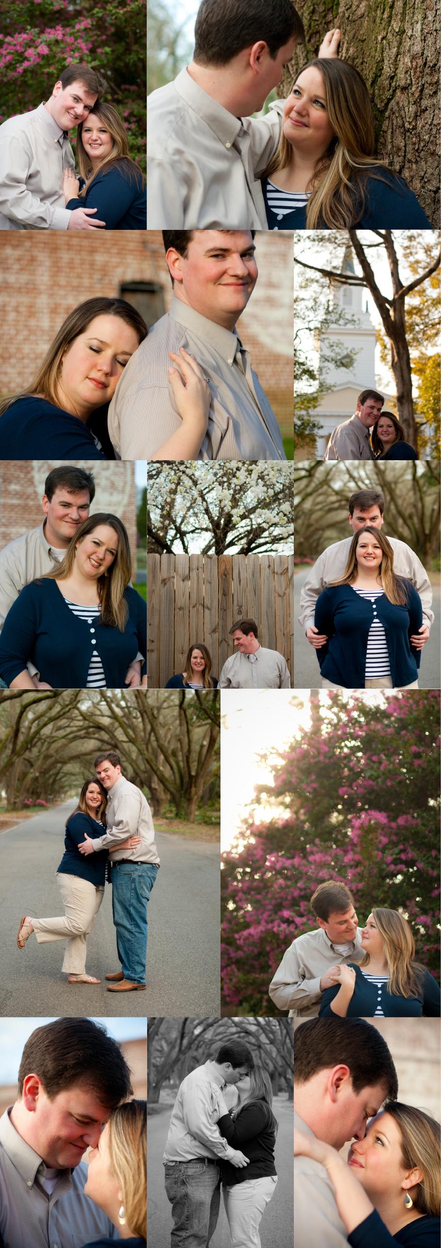 engaged! abi +david