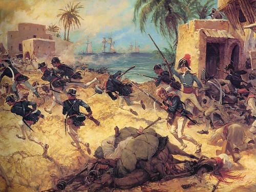 battle of Derne