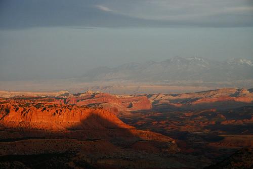 sunset 15fav usa 510fav utah sandstone desert highdesert waynecounty greatwesterntrail 100vistas instantfave ashotadayorso nopin orig:file=20120327eos30d176171000