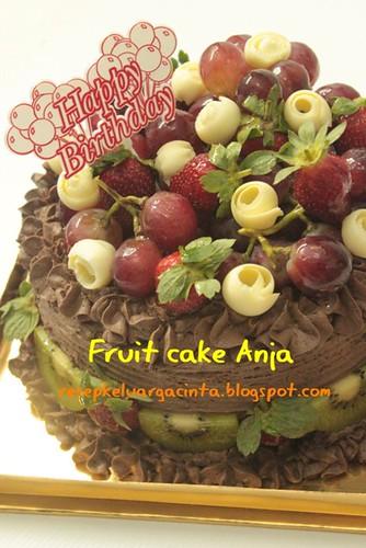 Fruity Cake Anja