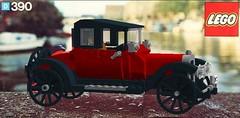 1913 Cadillac Lego Nr. 390