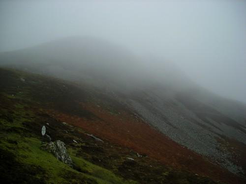 mountain Glencolumbkille / Gleann Cholm Cille