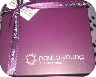 Paul A Young Chocolate Selection