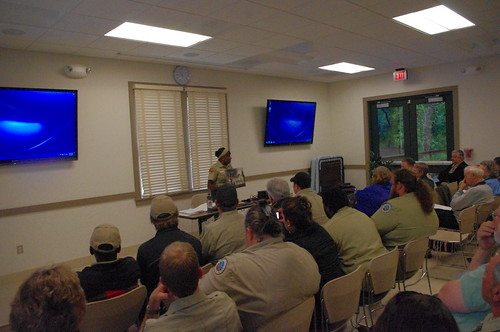 Customer service is a hallmark of the Virginia State Parks staff