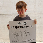 KLRU inspires me to ... to be a wildkratt