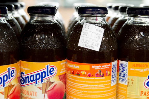 When you need Snapple, you need Snapple