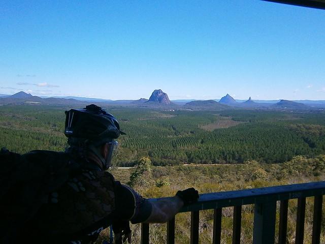 Wildhorse Mountain Lookout
