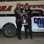 Truck winner Logan Yelton