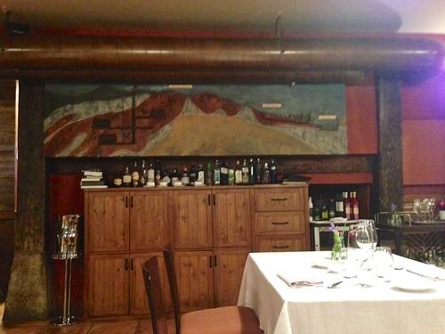 Comedor - Restaurante Mina - Bilbao