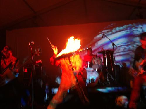Man… Or Astroman? - Austin Psych Fest 2013