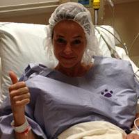 Sharons Surgery