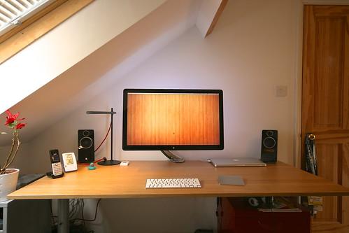 My Desk (April 2013)