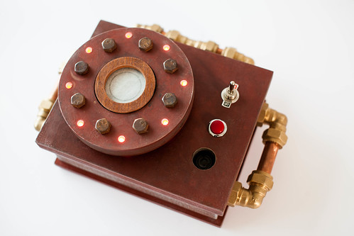 Steampunk Arc Reactor