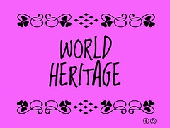 Buzzword Bingo: World Heritage