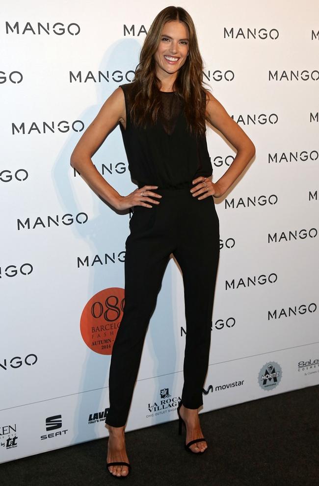 3 Alessandra Ambrosio - Mango Barcelona