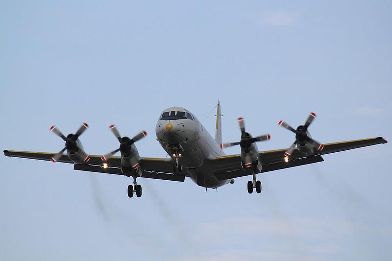 Deutsche Marine - Lockheed Electra (1)