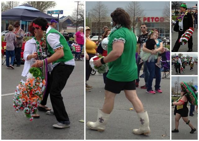 2014 Irish-Italian Parade, Metairie