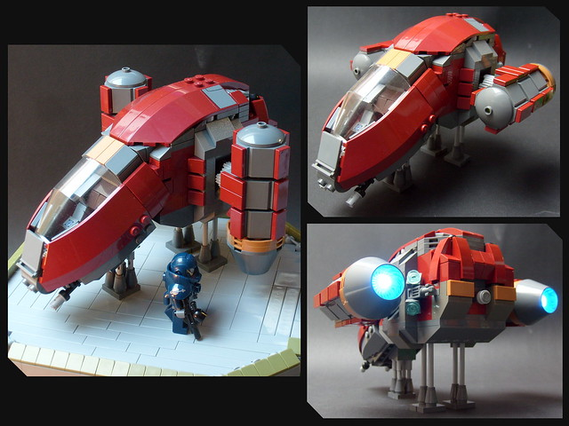 Landing Pad - Spaceship