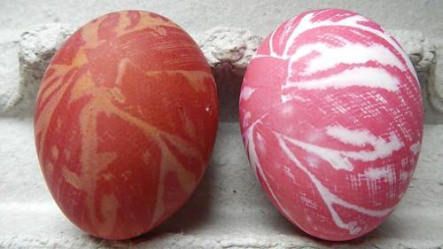 Tie Dyed Eggs 33