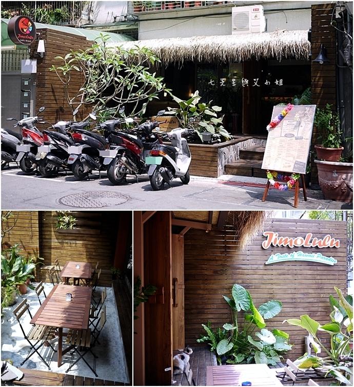 1 Jimolulu A Taste of Hawaii Paradise 新美式餐廳